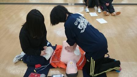 セミナー受講【CPR&AED編】