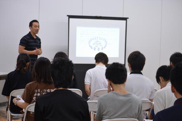 元MLBトレーナー・友岡和彦氏による、スペシャルトレーニングセミナー