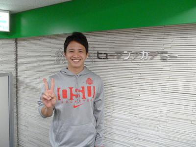 【福岡校】卒業生 筑波大学院合格!