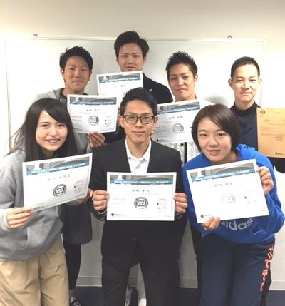 【福岡校】NSCA-CPT 合格発表!