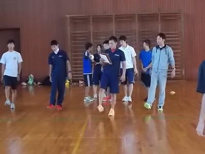 【大阪校】スポーツ系4カレッジ合同合宿開催!